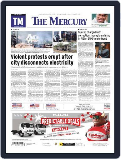 Mercury (Digital) October 13th, 2020 Issue Cover