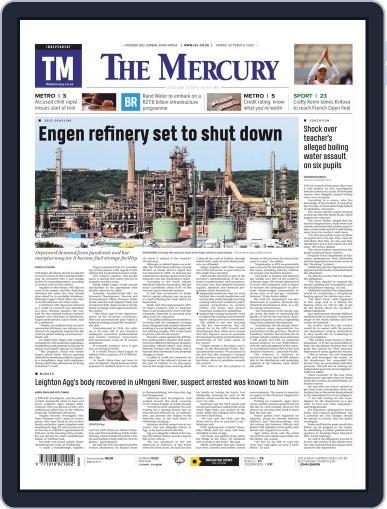 Mercury (Digital) October 9th, 2020 Issue Cover