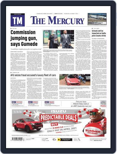 Mercury (Digital) October 7th, 2020 Issue Cover