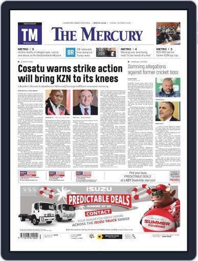 Mercury (Digital) October 6th, 2020 Issue Cover