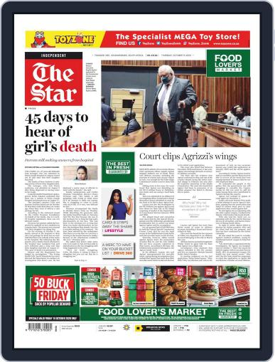 Star South Africa (Digital) October 15th, 2020 Issue Cover
