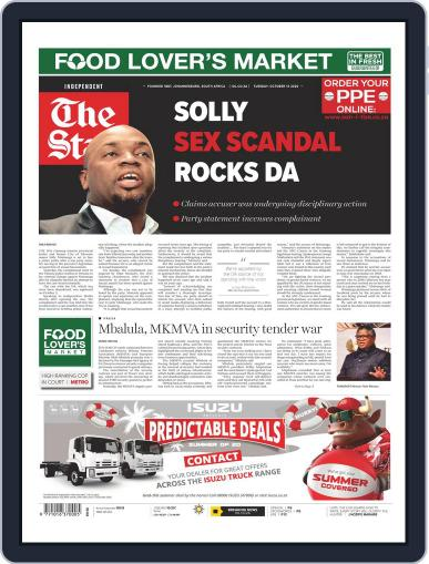 Star South Africa (Digital) October 13th, 2020 Issue Cover