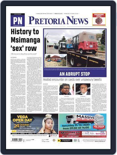 Pretoria News October 14th, 2020 Digital Back Issue Cover