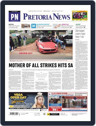 Pretoria News (Digital) October 7th, 2020 Issue Cover