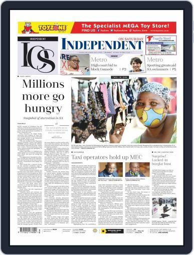 Independent on Saturday October 17th, 2020 Digital Back Issue Cover