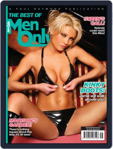 Best of Men Only (Digital) June 8th, 2020 Issue Cover