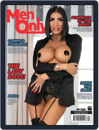 Men Only (Digital) August 8th, 2020 Issue Cover