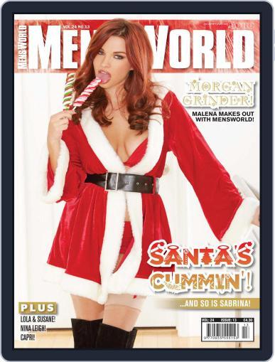 Mens World (Digital) October 8th, 2020 Issue Cover