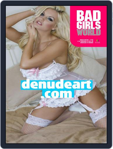 Bad Girls Magazine (Digital) September 24th, 2021 Issue Cover