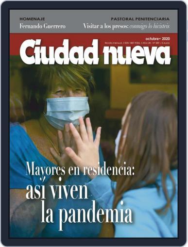 Revista CIUDAD NUEVA (Digital) October 1st, 2020 Issue Cover