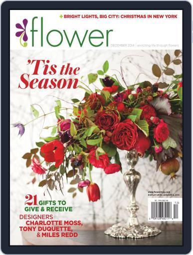 Flower November 1st, 2014 Digital Back Issue Cover