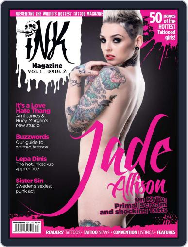 Ink May 8th, 2020 Digital Back Issue Cover