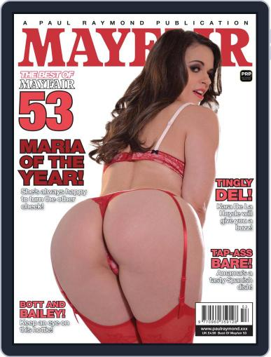 Best of Mayfair (Digital) January 8th, 2020 Issue Cover