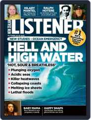 New Zealand Listener (Digital) Subscription October 24th, 2020 Issue