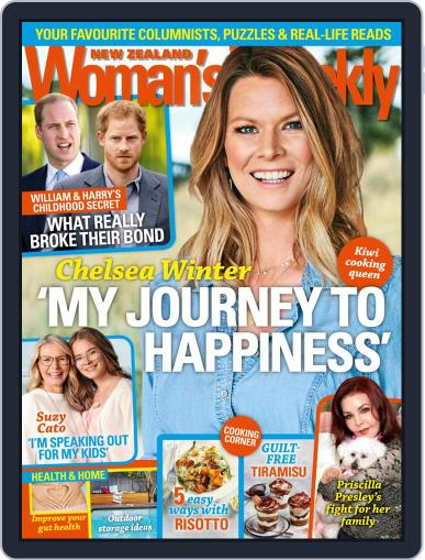 New Zealand Woman's Weekly October 19th, 2020 Digital Back Issue Cover