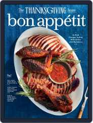 Bon Appetit (Digital) Subscription November 1st, 2020 Issue