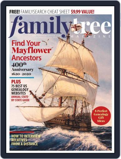 Family Tree (Digital) November 1st, 2020 Issue Cover