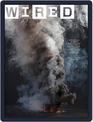 WIRED (Digital) November 1st, 2020 Issue Cover