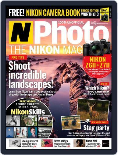 N-photo: The Nikon (Digital) November 1st, 2020 Issue Cover