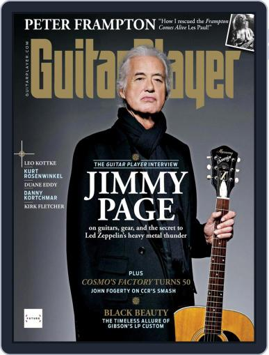 Guitar Player (Digital) December 1st, 2020 Issue Cover