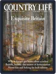 Country Life (Digital) Subscription October 21st, 2020 Issue