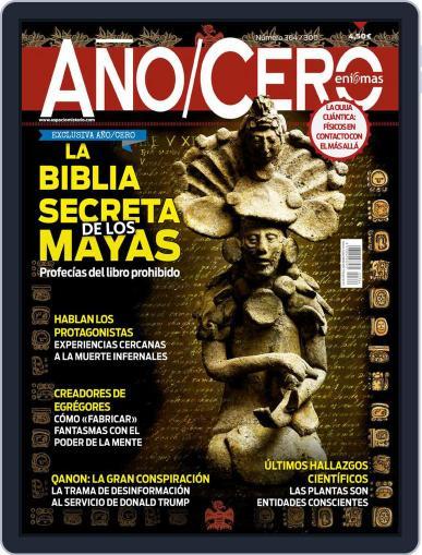 Año Cero (Digital) November 1st, 2020 Issue Cover