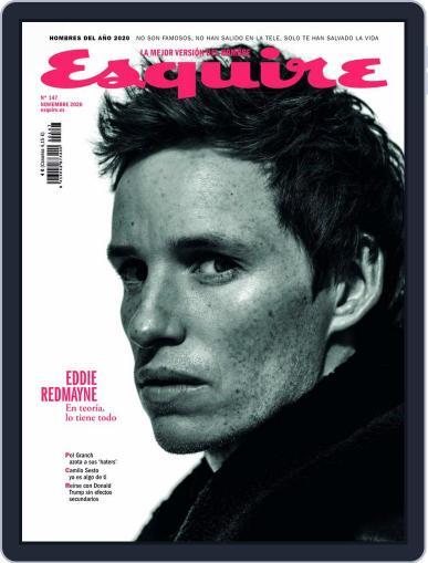 Esquire - España November 1st, 2020 Digital Back Issue Cover