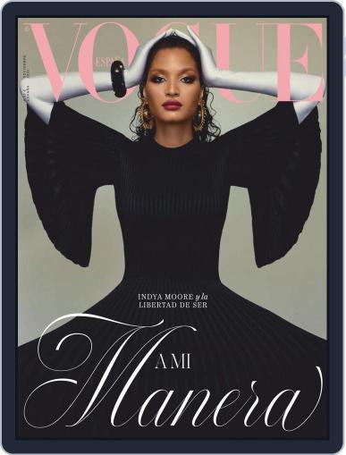 Vogue España November 1st, 2020 Digital Back Issue Cover