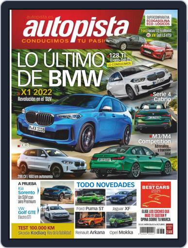 Autopista (Digital) October 14th, 2020 Issue Cover