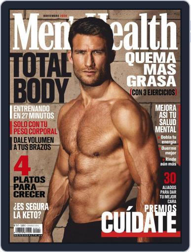 Men's Health España November 1st, 2020 Digital Back Issue Cover