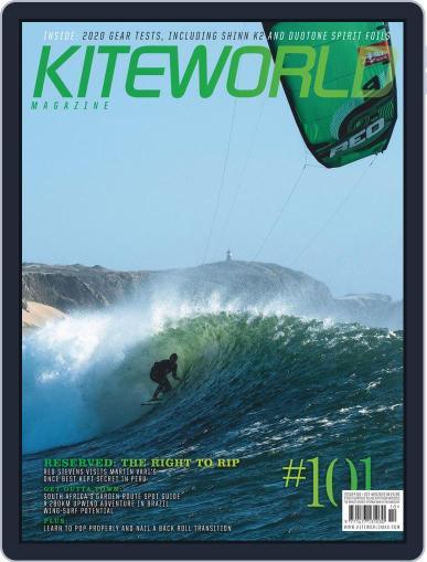 Kiteworld (Digital) October 1st, 2019 Issue Cover