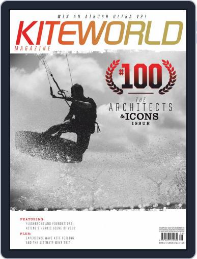 Kiteworld August 1st, 2019 Digital Back Issue Cover