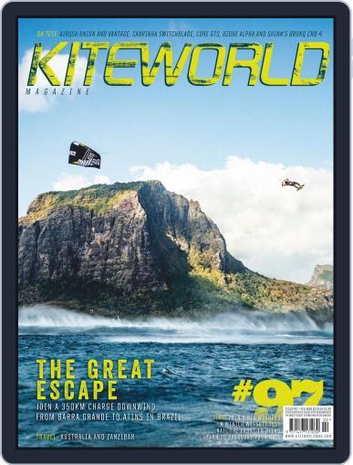 Kiteworld February 1st, 2019 Digital Back Issue Cover