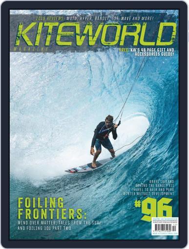 Kiteworld December 1st, 2018 Digital Back Issue Cover