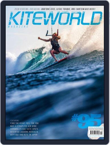 Kiteworld (Digital) October 1st, 2018 Issue Cover