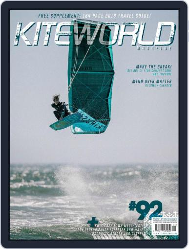 Kiteworld April 1st, 2018 Digital Back Issue Cover