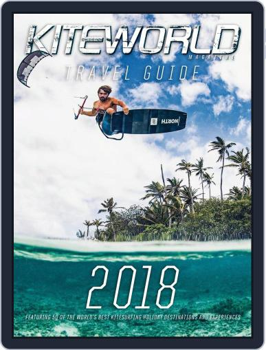 Kiteworld March 15th, 2018 Digital Back Issue Cover