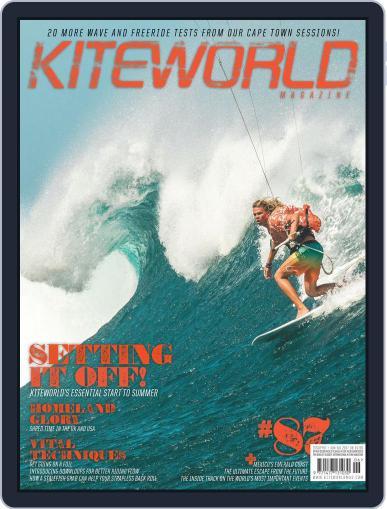Kiteworld June 1st, 2017 Digital Back Issue Cover