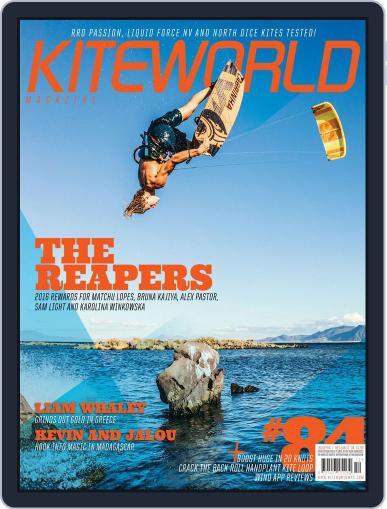 Kiteworld (Digital) December 1st, 2016 Issue Cover