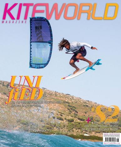 Kiteworld (Digital) August 1st, 2016 Issue Cover