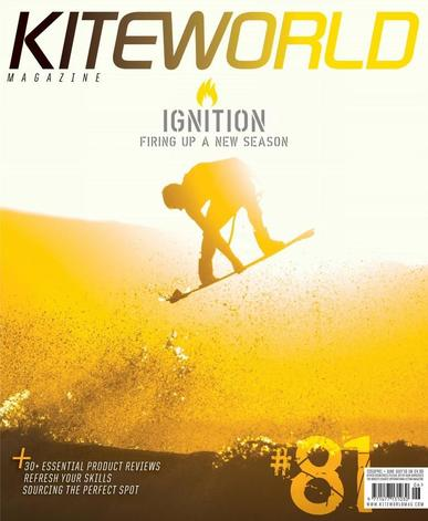 Kiteworld (Digital) May 19th, 2016 Issue Cover