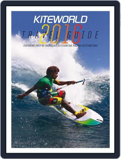 Kiteworld March 11th, 2016 Digital Back Issue Cover