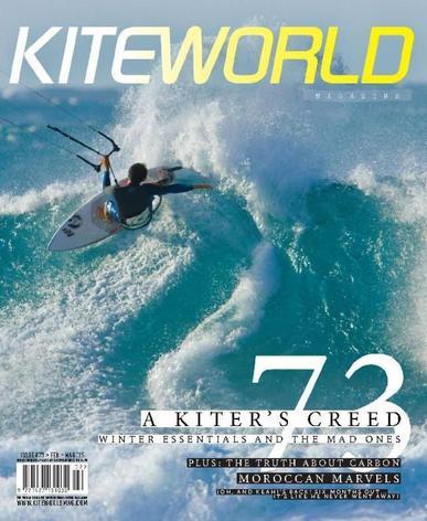 Kiteworld (Digital) January 1st, 2015 Issue Cover