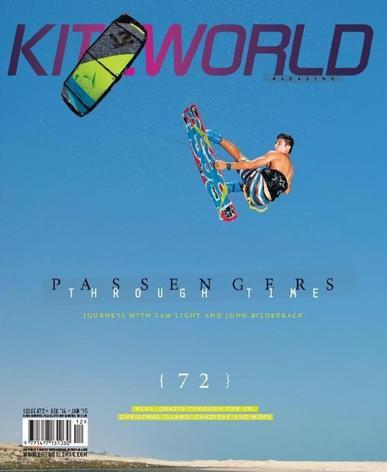 Kiteworld (Digital) December 1st, 2014 Issue Cover