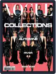 Vogue Collections (Digital) Subscription May 1st, 2020 Issue