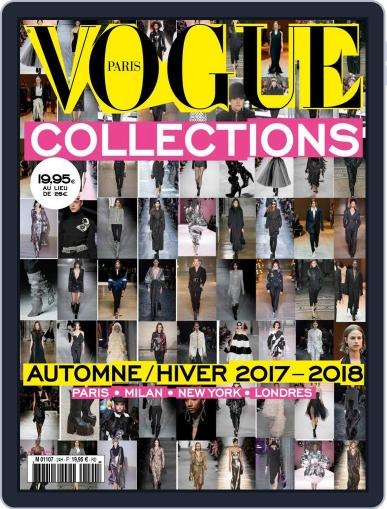 Vogue Collections May 1st, 2017 Digital Back Issue Cover