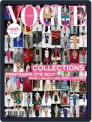 Vogue Collections (Digital) Subscription January 1st, 2017 Issue