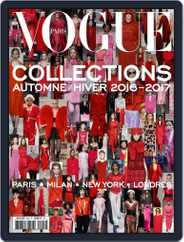 Vogue Collections (Digital) Subscription June 1st, 2016 Issue