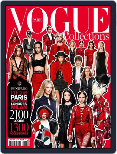 Vogue Collections November 19th, 2014 Digital Back Issue Cover