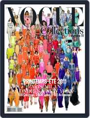Vogue Collections (Digital) Subscription December 11th, 2011 Issue